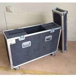 TV/Monitor Road Cases