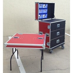 Workstation Road Cases