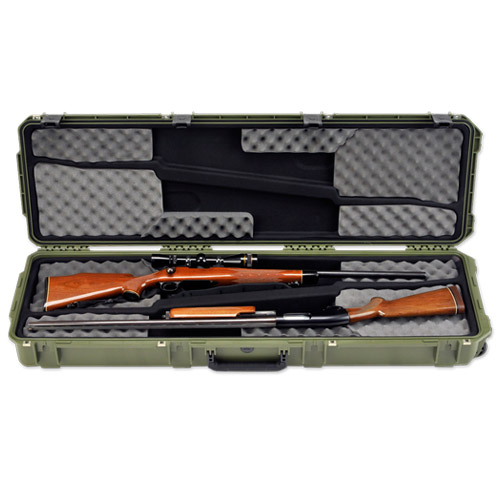 SKB iSeries Double Rifle Case 3i-5014-DR