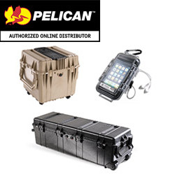 Pelican Cases by Size