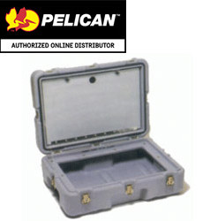 FlangeMount Shaped Single Lid Cases
