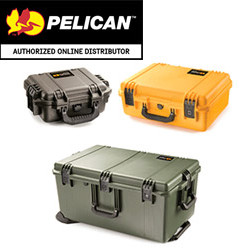 Pelican Storm Cases by Size